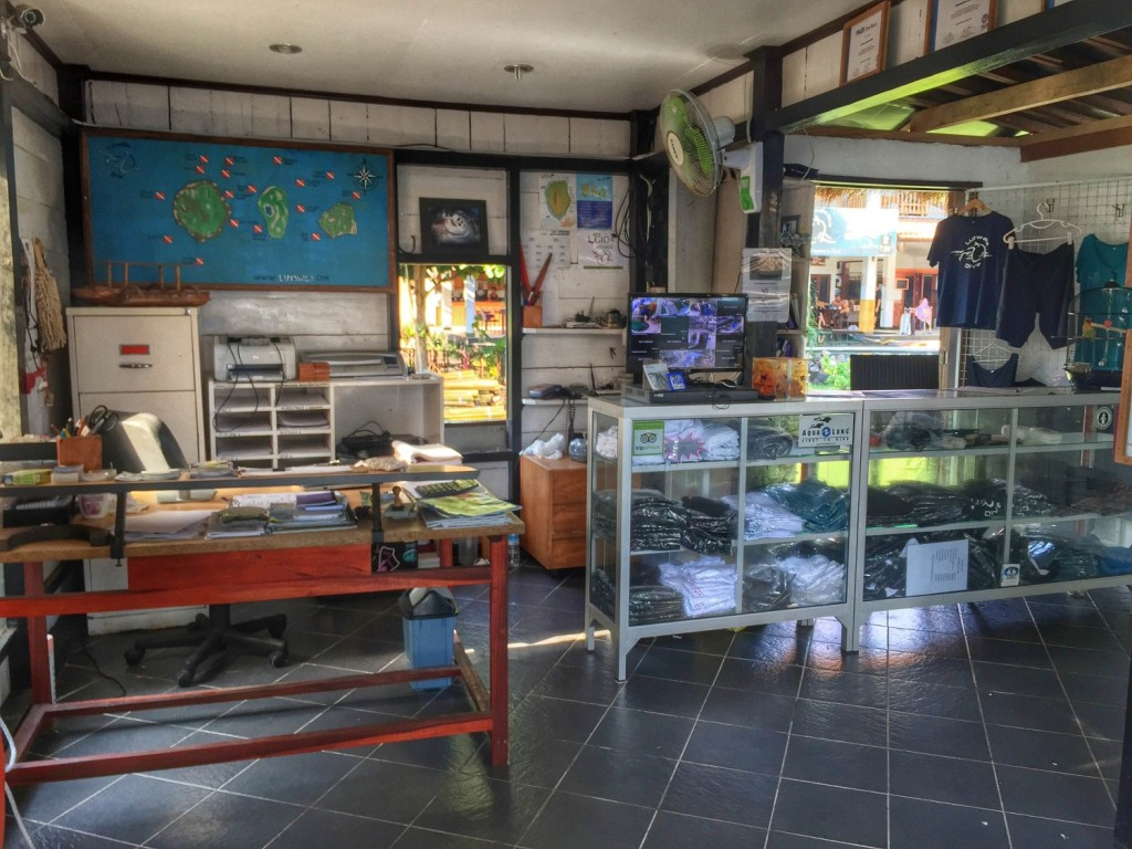Lutwala Dive Center Gili Trawangan