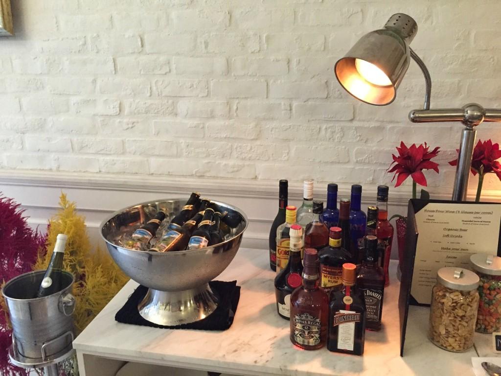 free drinks hotel adonis singapore