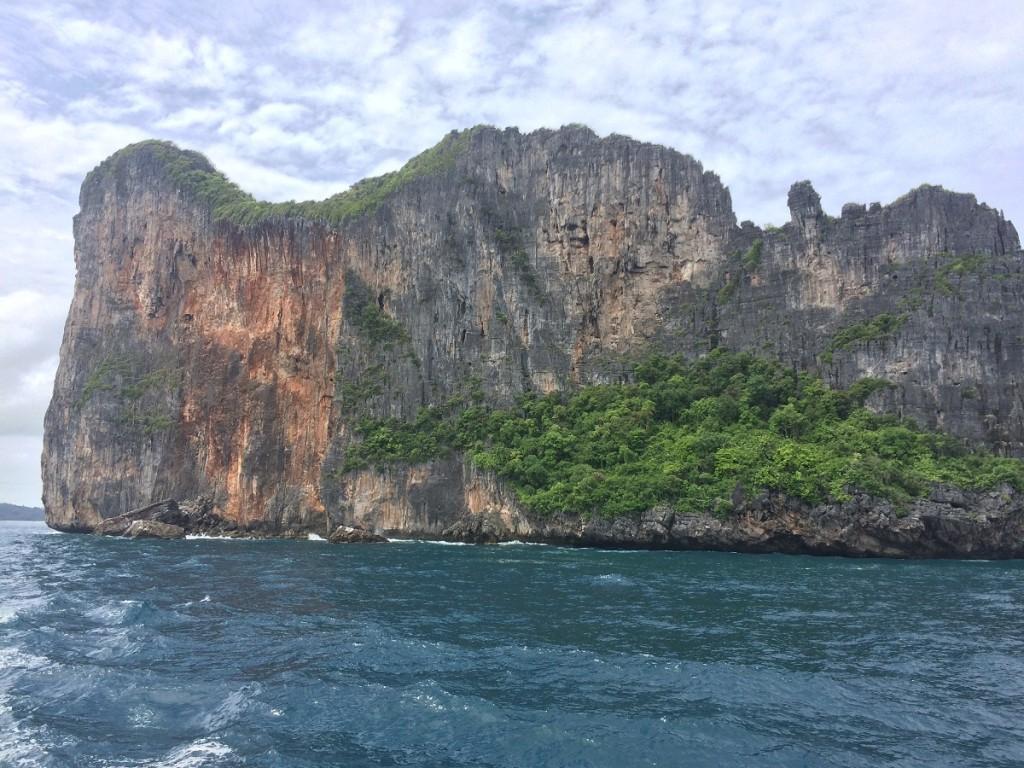 beautiful scenery in krabi, thailand