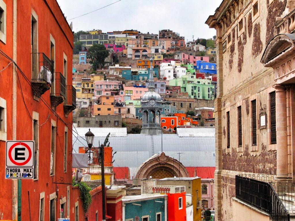 houses in Guanajuato