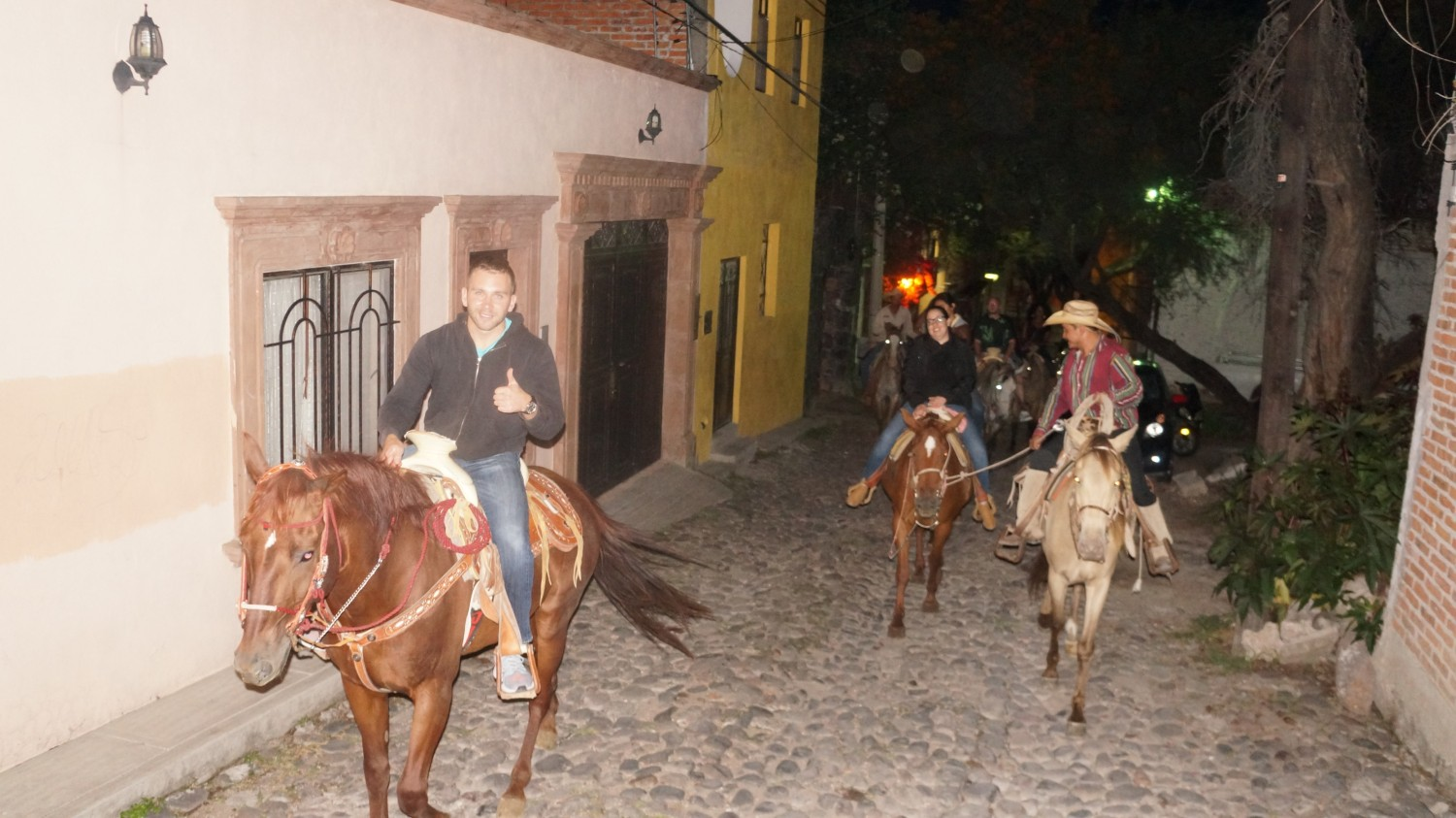 horseback riding in San MIguel de Allende, Mexico