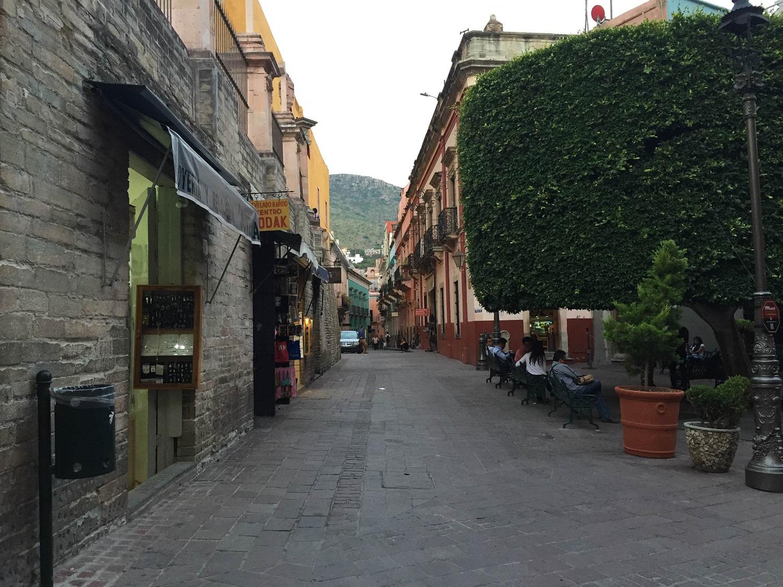 streets of Guanajuato, Mexico