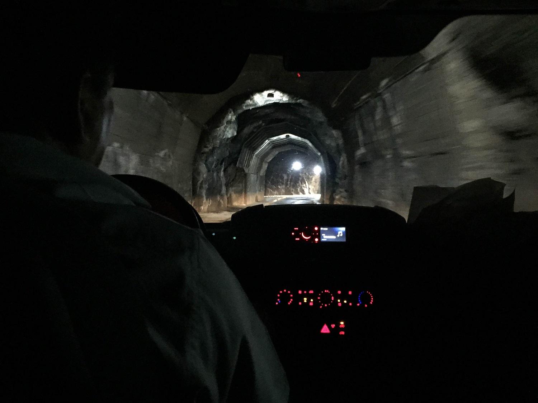 tunnels of Guanajuato, Mexico