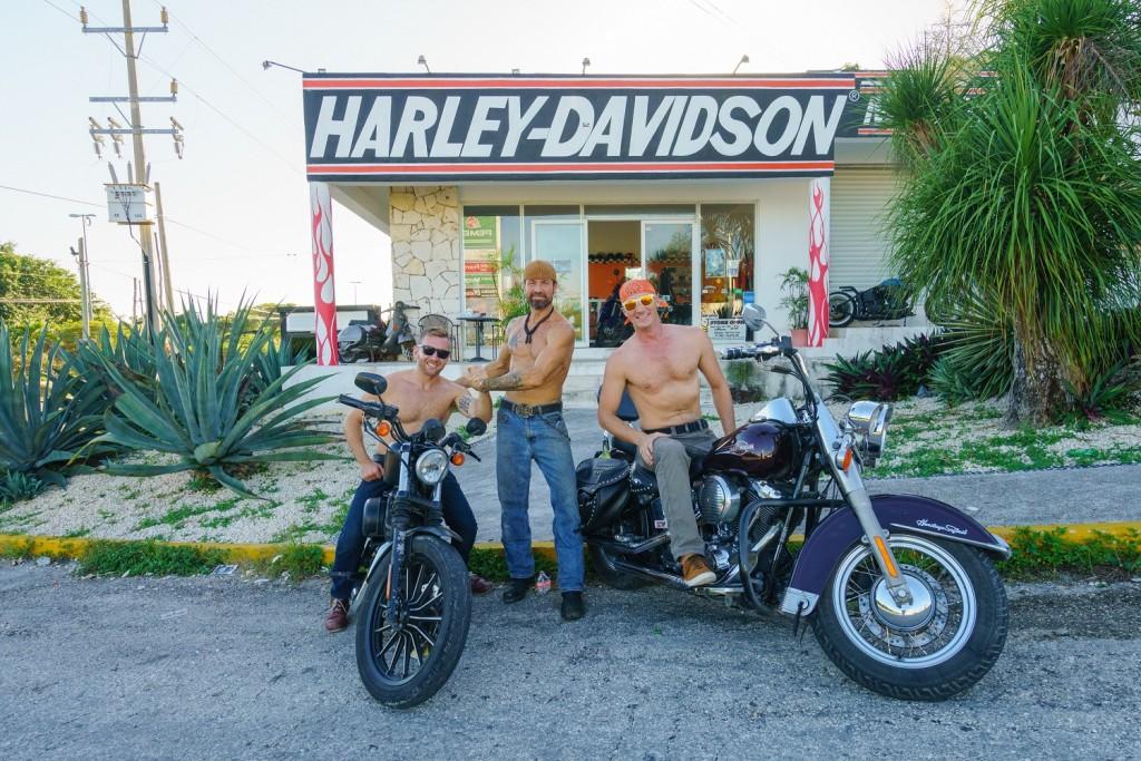 HarleyAdventures motorcycle road trip in Mexico
