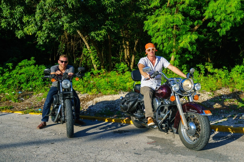 matt karsten and jeremy albelda motorcycle road trip in mexico