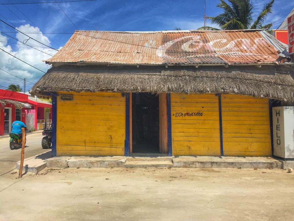 Fishing hut Holbox