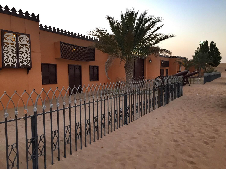 camp on my desert safari dubai in the UAE