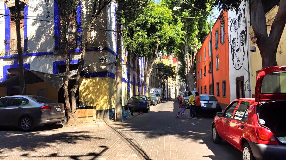 roma norte is the best neighborhood in Mexico City