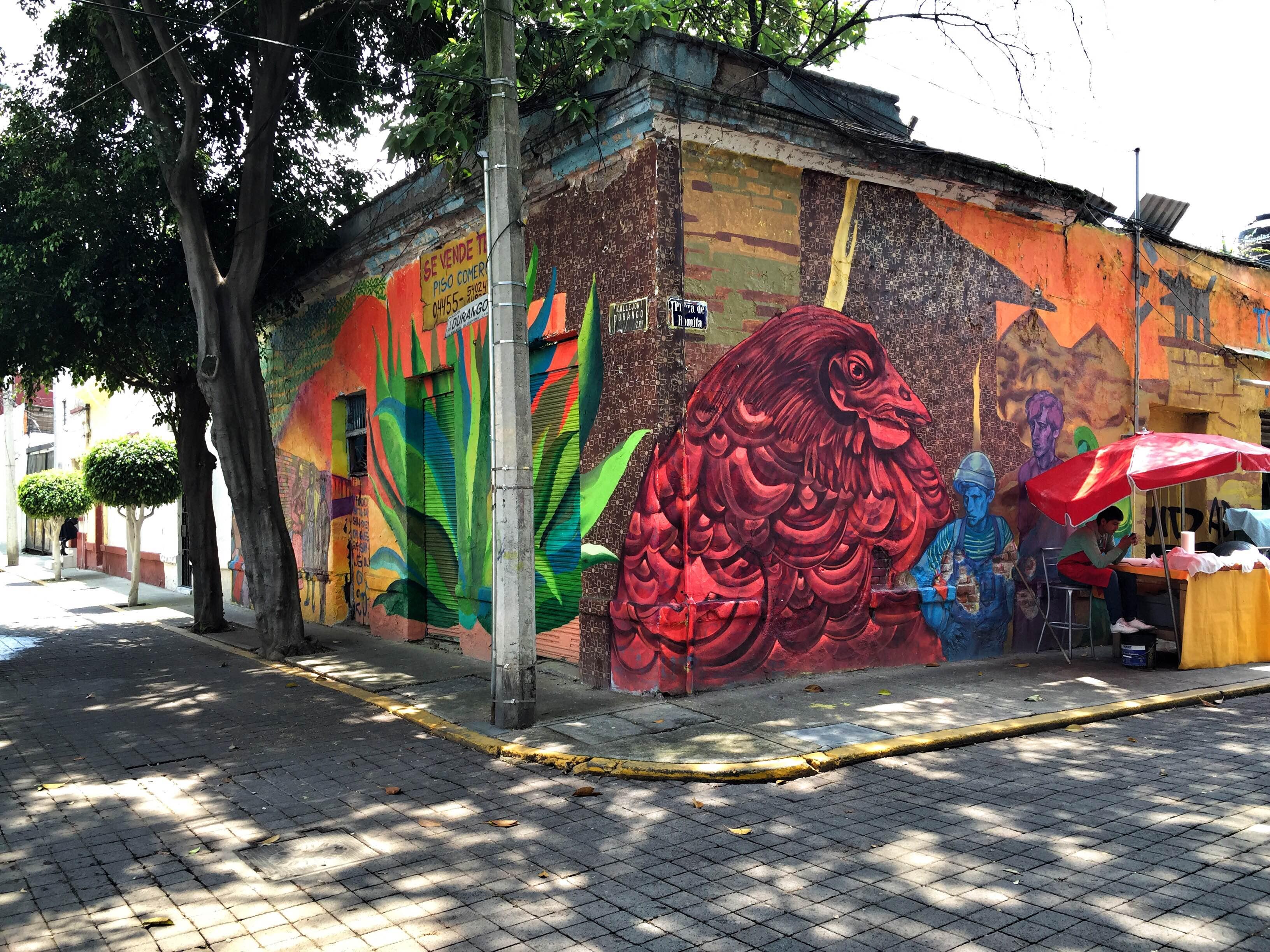 La Romita, Roma Norte, Ciudad de Mexico