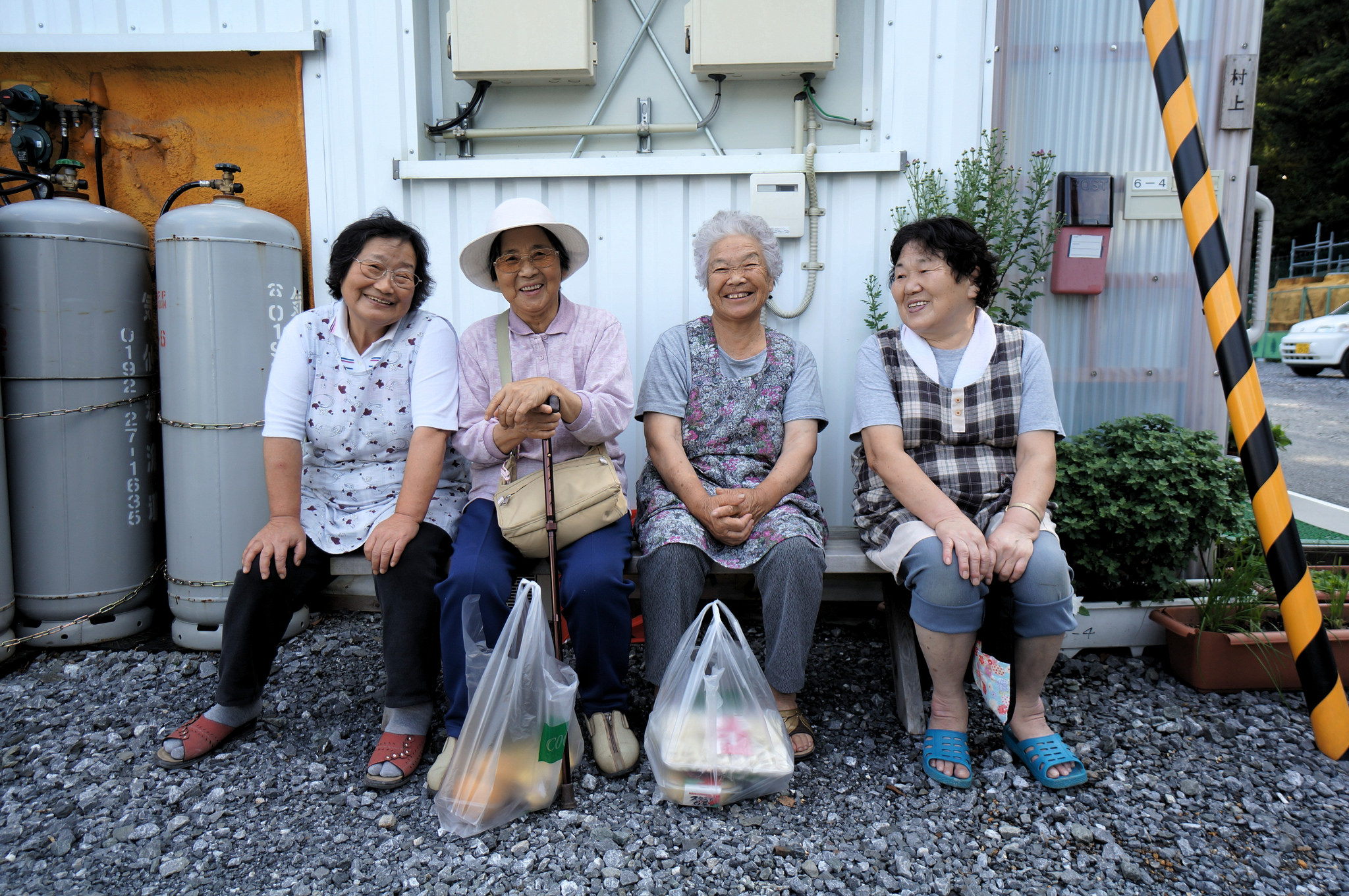 By embracing what it means to be human in Okinawa, you can live a long, fulfilled life, just like these ladies