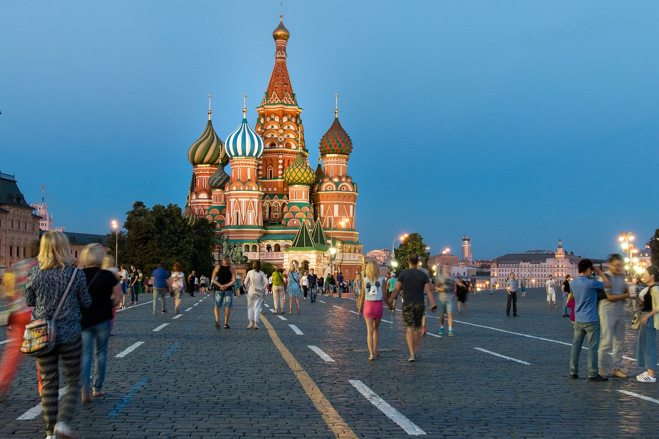 Travelling to Russia soon? Here's a few things you need to know