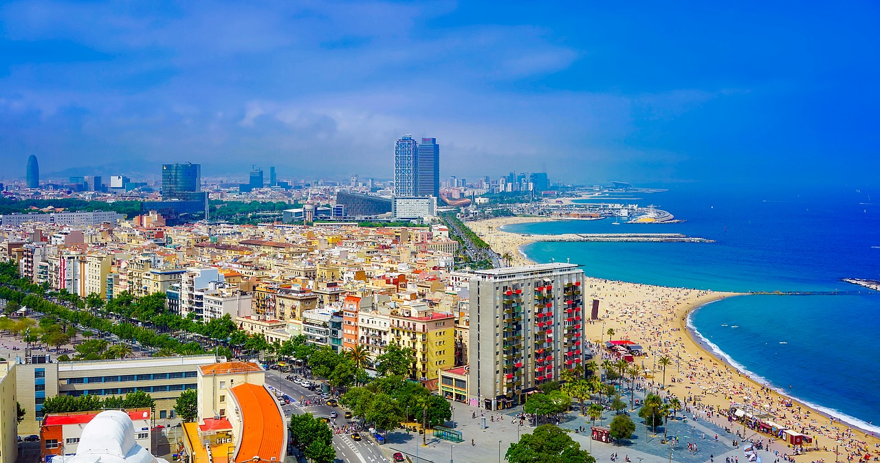 Going on a bike tour of Barcelona is the best way to see this iconic city