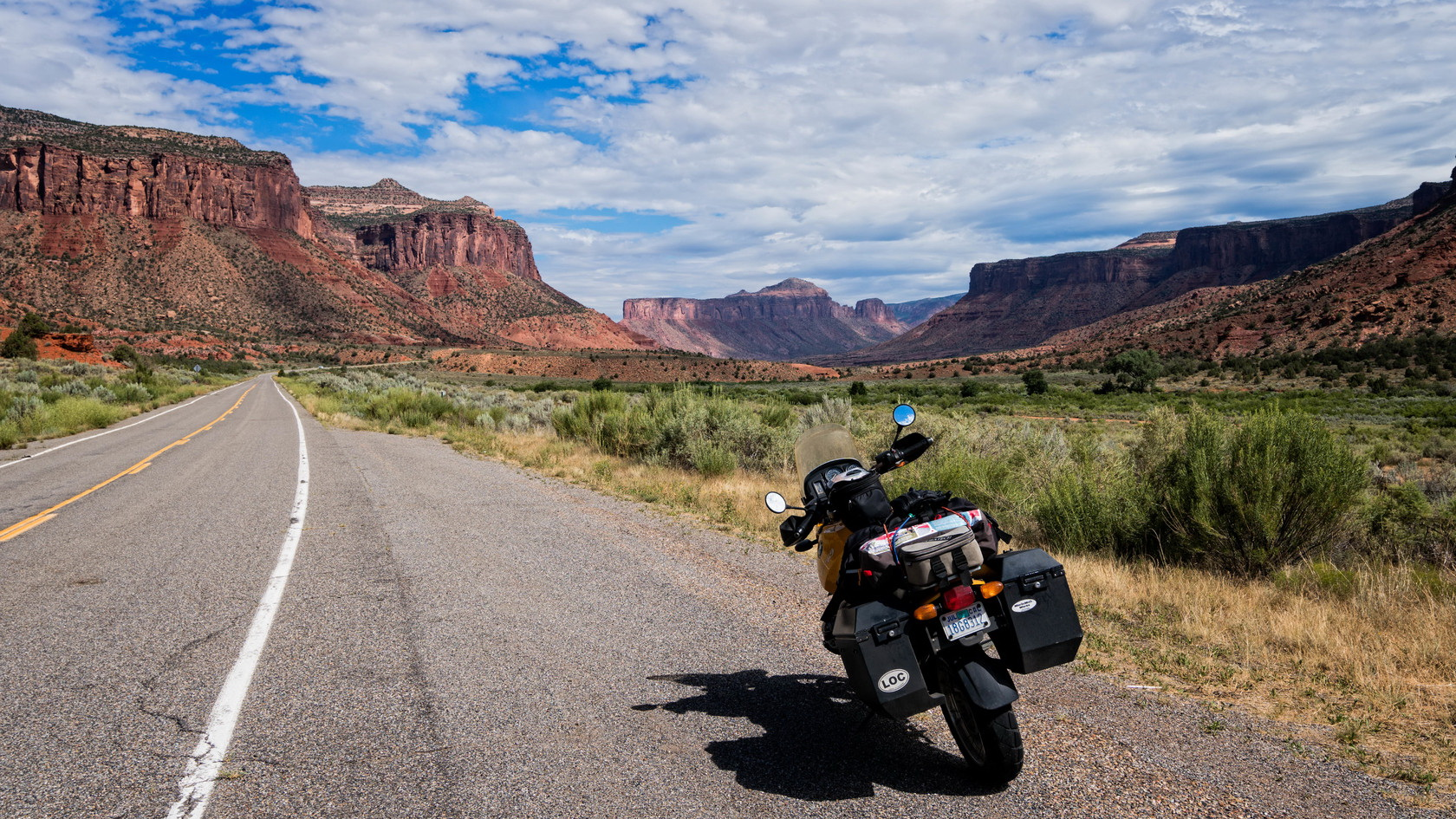 Motorcycle Road Trip >> 3 Epic Advantages Of Taking A Motorcycle On Your Next Road Trip